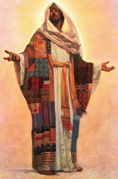 Thomas Blackshear II Coat Of Many Colors Lithograph