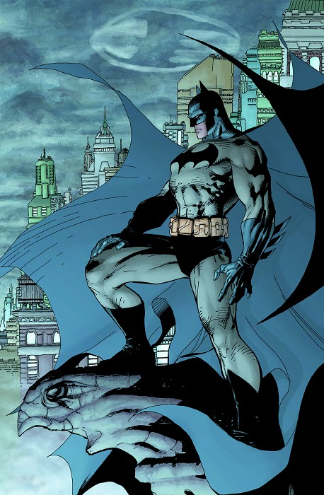Jim Lee Knightwatch Giclee On Canvas
