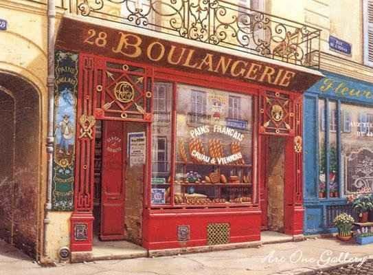 Liudmila Kondakova28 Boulangerie