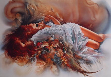 Lee Bogle Dreams Of Autumn