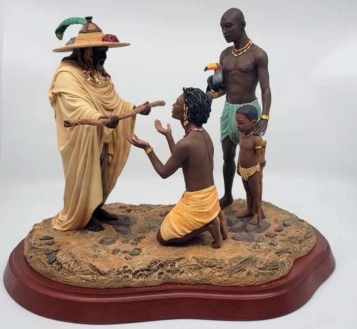 Ebony VisionsRite Of Passage Gallery Proof