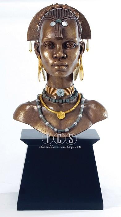 Ebony VisionsThe African Bride