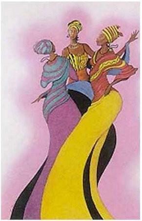 Albert FennellSisters In Dance