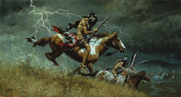 Frank McCarthy When Omens Turn Bad ANNIVERSARY EDITION