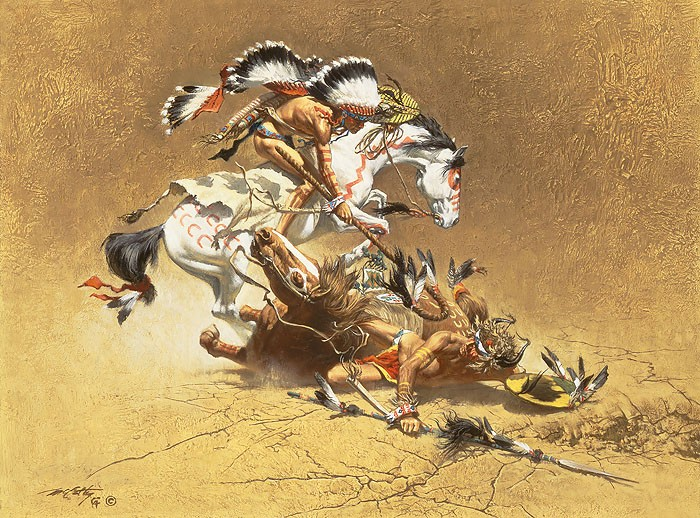 Frank McCarthy The Coup ANNIVERSARY EDITION ON Canvas