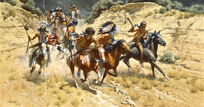 Frank McCarthy The Decoys ANNIVERSARY EDITION ON Canvas