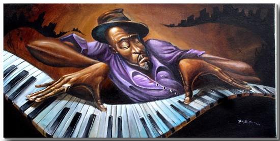 Frank MorrisonFunk Keys Artist Proof