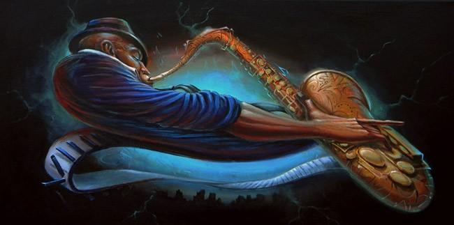 Frank MorrisonNext Plateau Giclee On Canvas