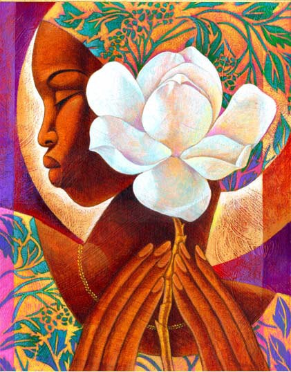 Keith Mallett Magnolia