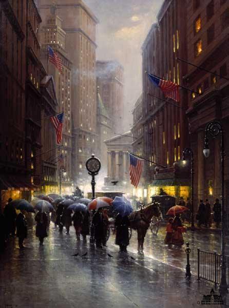G HarveyCanyon Of Dreams - Wall Street