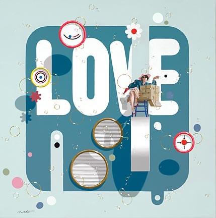 Philippe BerthoTchegueso Love 2