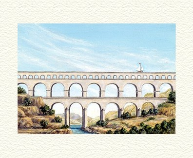 Fanny BrennanAqueduct