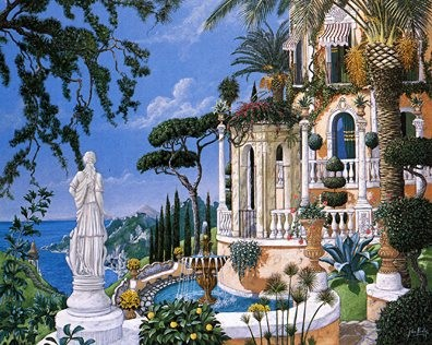 John Kiraly View To Sorrento