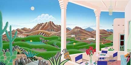 Thomas McKnightArizona Golf