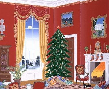 Thomas McKnightWhite House Red Room