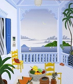 Thomas McKnightSt. Eustatius