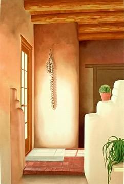 Lorna PatrickKiva Wall