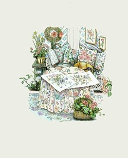 Susan RiosIn The Cottage