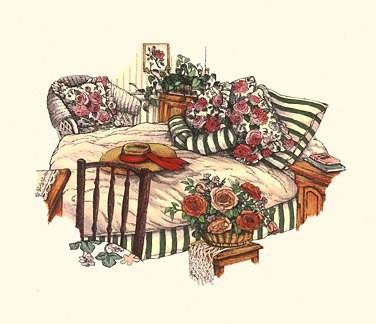 Susan RiosThe Rose Room