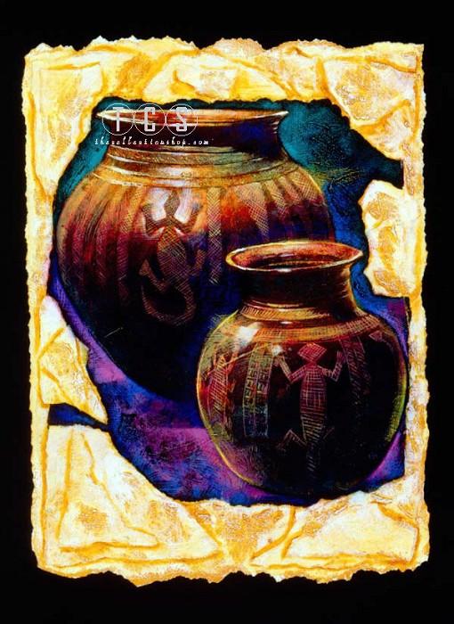 Keith MallettGolden Treasures