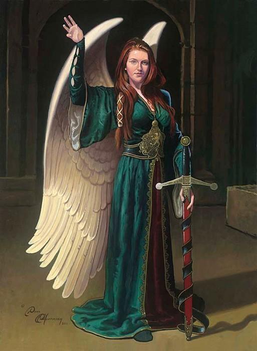 Dean MorriseyBridget the Celtic Angel