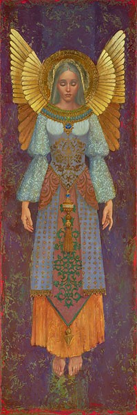 James Christensen Cecelia MASTERWORK CANVAS EDITION Giclee On Canvas