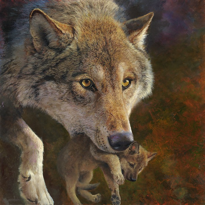 Bonnie MarrisMoving DayGiclee On Canvas