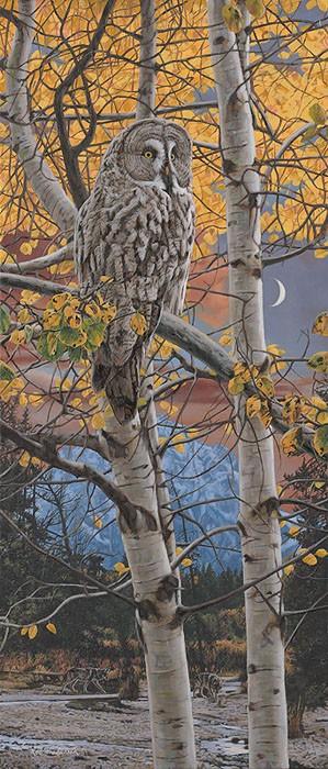 Rod FrederickShades of GreyGiclee On Canvas