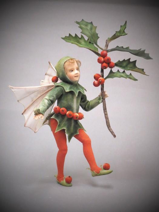 R. John WrightThe Holly Fairy