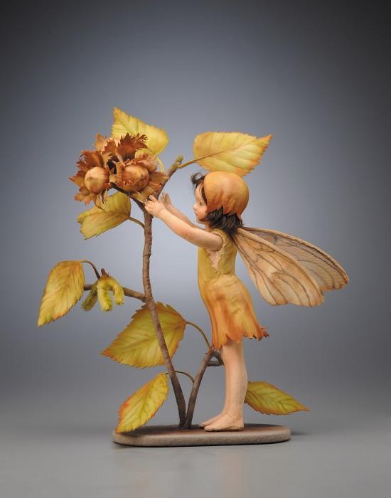 R. John WrightThe Hazel Nut Fairy