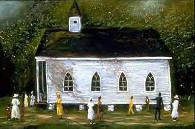 Ted EllisGrandma's Church