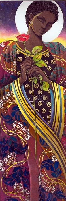 Keith Mallett The Rose