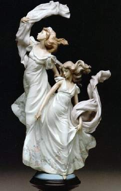 Lladro Allegory Of Liberty