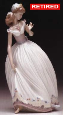 Lladro The Glass Slipper