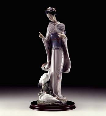 Lladro In Touch With Nature
