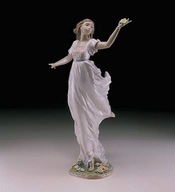 LladroAllegory Of YouthPorcelain Figurine