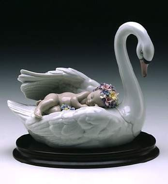 Lladro Drifting Through Dreamland