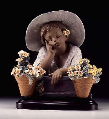LladroMy Special GardenPorcelain Figurine