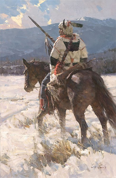 Z.S.  Liang Camp Sentry Canvas