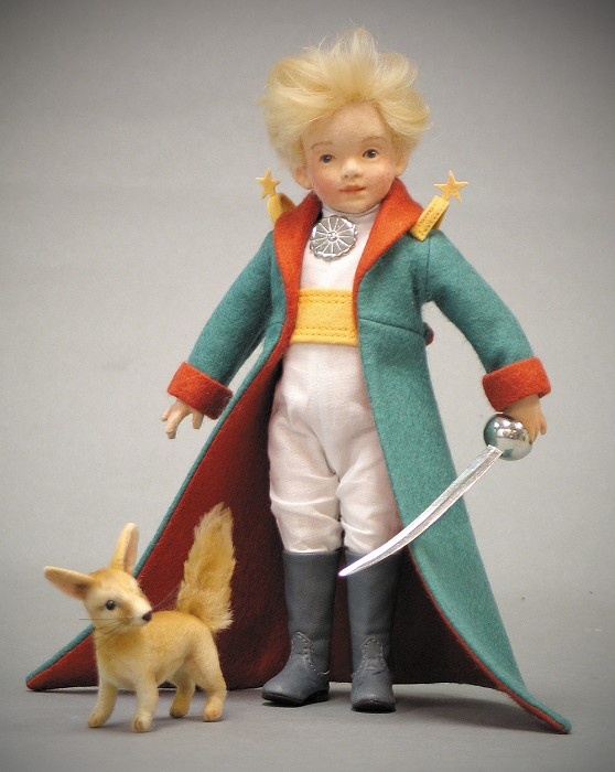 R. John Wright Le Petit Prince - The Little Prince (Fox Not Included)