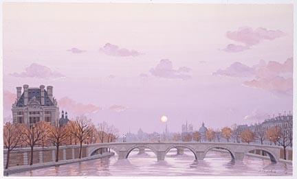 Liudmila KondakovaL'automne Du Paris