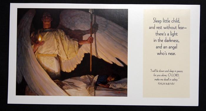 Thomas Blackshear IIWatchers In The Night Print