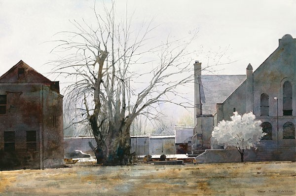 Dean Mitchell Early Spring in St. Louis Limited Edition Print