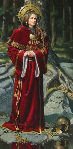 Dean MorriseyDanu of the Celts MASTERWORK EDITION ONCanvas