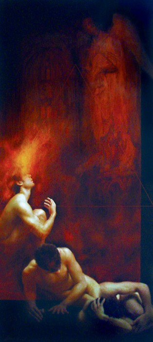 ArianEnlightened Giclee On Canvas