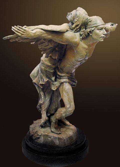 TuanAscensionBronze Sculpture