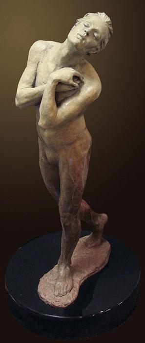 TuanAdmirationBronze Sculpture