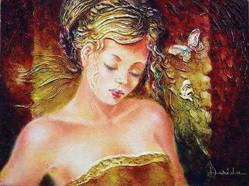 Alexandru DaridaThe Wonder YearsGiclee On Canvas