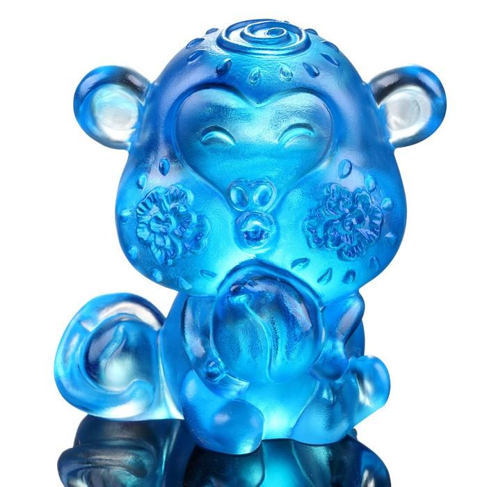Liuli CrystalZodiac Collection (Monkey, Ambition) - Little Saint