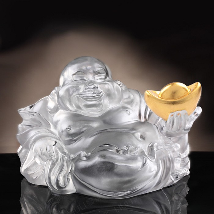Liuli CrystalCome Joy and Fortune